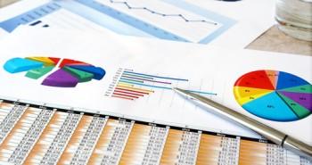 Gráficos e tabelas do investimento em Ações