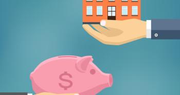 aluguel ou casa própria
