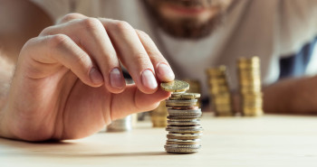 Economizando com salário pequeno